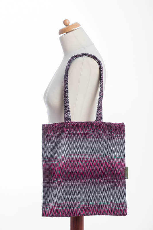 Shopping bag made of wrap fabric (100% cotton) - LITTLE ...