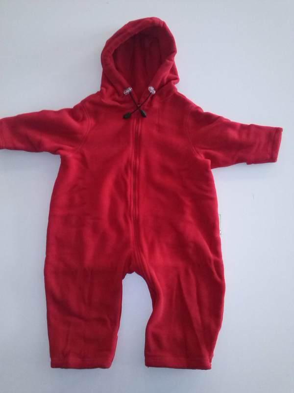Fleece overall baby 62