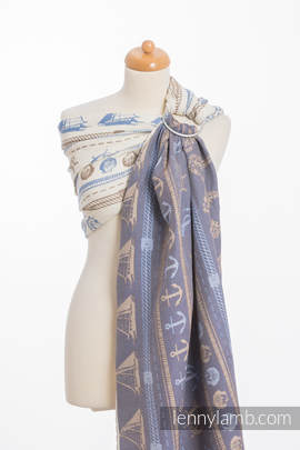 Ringsling, Jacquard Weave (100% cotton) - BALTICA 2.0