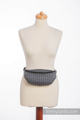 Waist Bag made of woven fabric, (100% cotton) - LITTLE LOVE - HARMONY